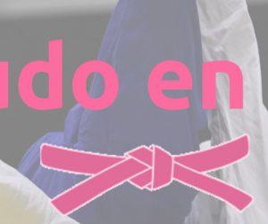 Le judo en rose
