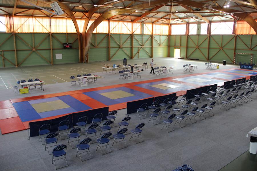 Organisation tournoi de la Pentecôte 2017